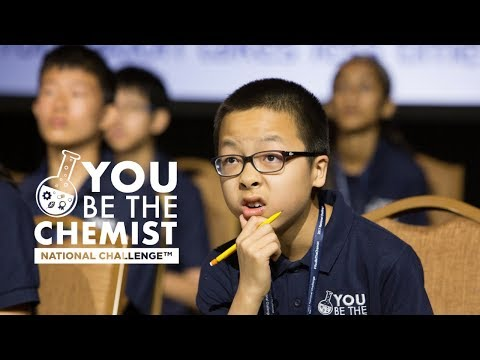 CEF National You Be The Chemist Challenge®
