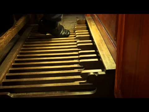 Willem van Twllert plays Bach, Wachet auf ruft uns die Stimme / Sleepers awake, -organ, Purmerend