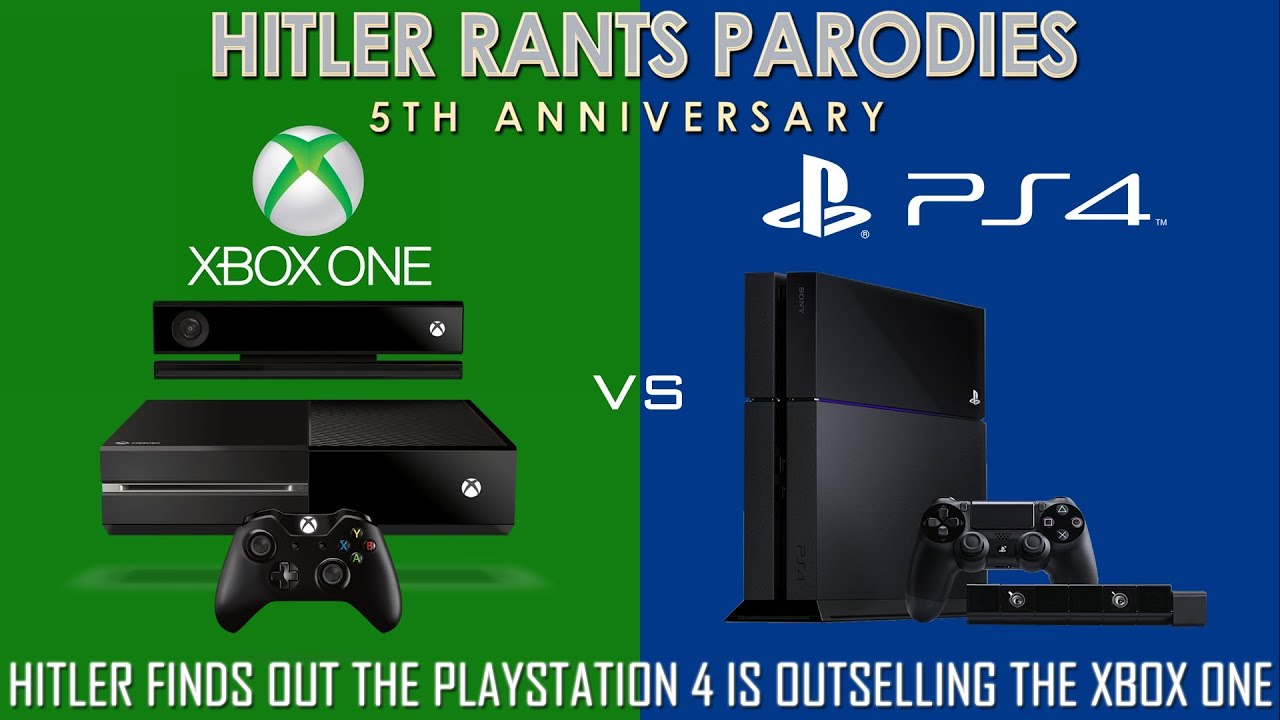 Citaten Hitler Xbox : Hitler finds out the playstation is outselling xbox