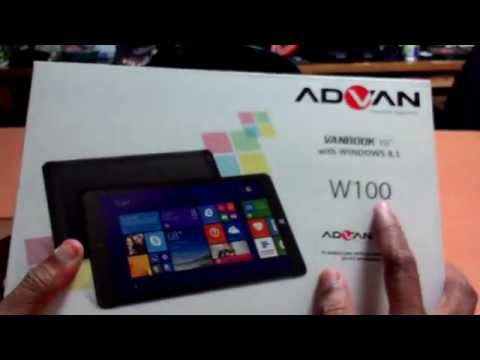 REVIEW Unboxing ADVAN S5E NEW TERBARU