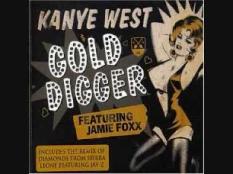 KaYnE WeSt  Ft- JaMiE FoX-GoLd DiGgeR
