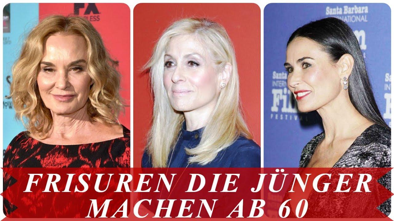 Frisuren Die Jünger Machen Ab 60 YouTube