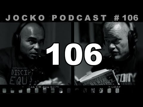Jocko Podcast 106 w/ Echo Charles: Be Clear In What You Intend To Achieve. We Were Soldiers Once...