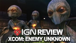 xcom enemy unknown video review ign reviews