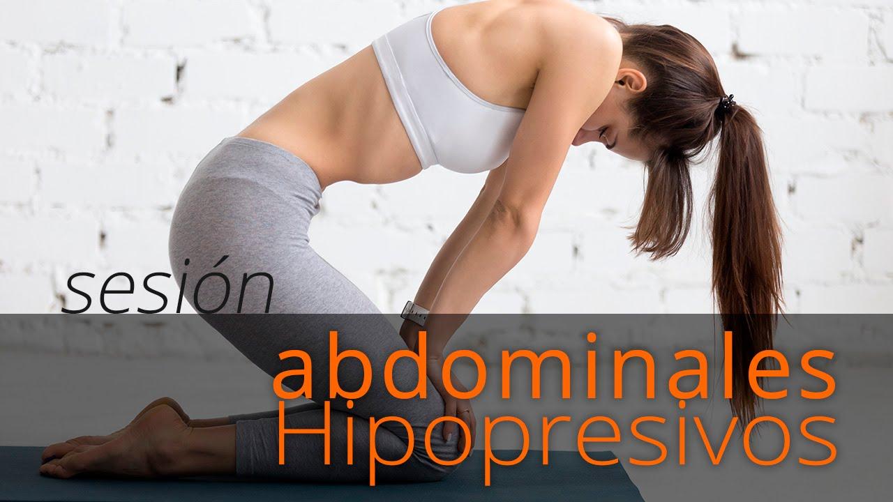 rutina abdominales hipopresivos beneficios