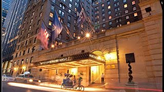 InterContinental Barclay, New York : 5***** Hotel & Bar Review + a Youtube Superstar!