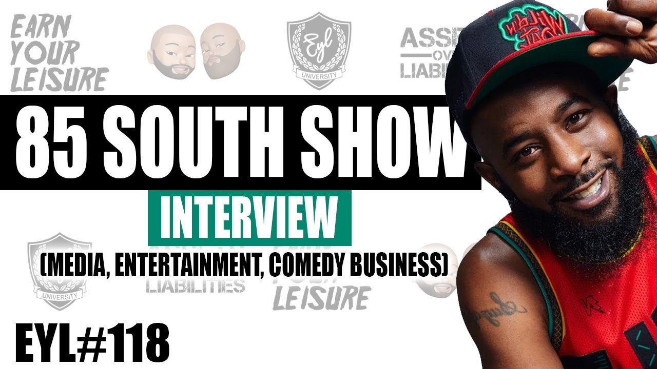 HOW 85 SOUTH BECAME A MEDIA POWERHOUSE WITH KARLOUS MILLER & CHAD OUBRE