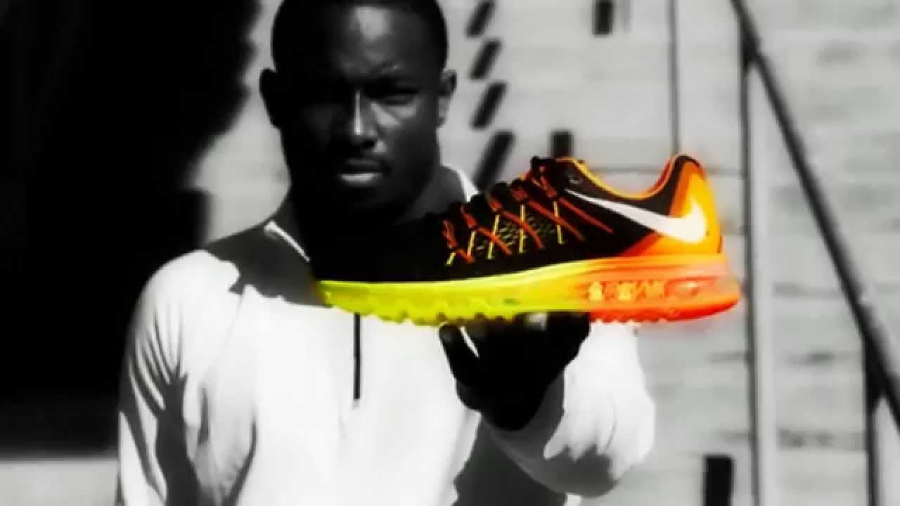 Upcoming Nike Air Max 2015 Running Shoes for Men��s (Black/Hyper Crimson/White Volt) RELEASE DATE - YouTube