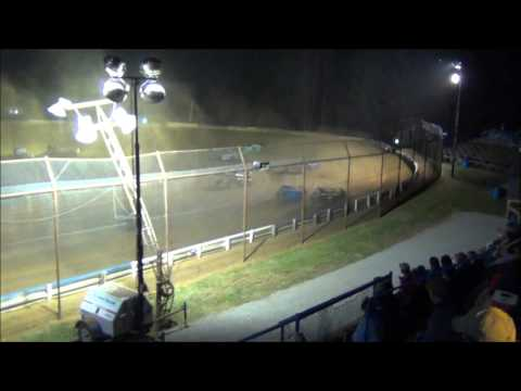 Tyler County Speedway Renegades Of Dirt Modified Feature 4-14-2016