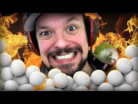 Golf with Friends - THERE'S SAND IN MY HOLE! - Golf with Friends Early Access Gameplay