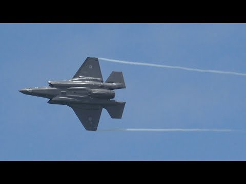 מטס יום העצמאות 2019 Israel Independence Day Airshow
