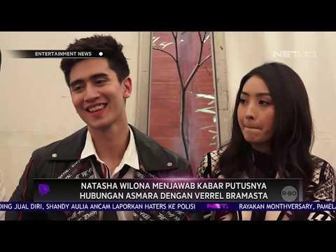 Natasha Wilona Menjawab Kabar Putusnya Hubungan Asmara Dengan Verrel Bramasta