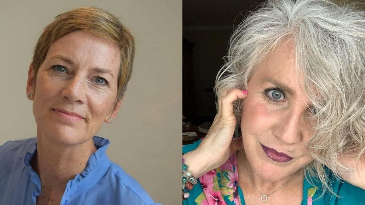 50+ Classy Haircuts and Hairstyles for Women Over 50 to Look Younger in  2021 – Monkey Viral