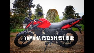 Best 125cc Motorcycle? - 2018 Yamaha YS125 Review