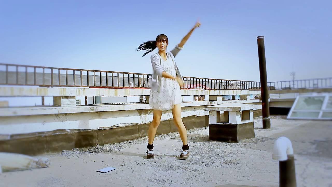 【Suriya】ハッピーシンセサイザを踊ってみた【今日彼氏と別れた】   ニコニコ動画 GINZA