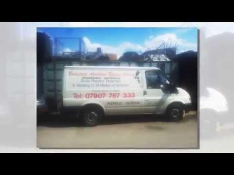 Car Body Repairs – Bodytech Repair Centre Glossop