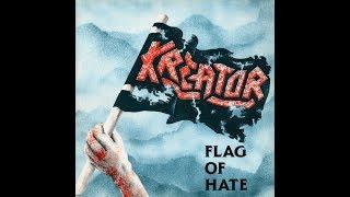 """""""Flag Of Hate"""" Kreator (1986) [FULL EP HD]"""