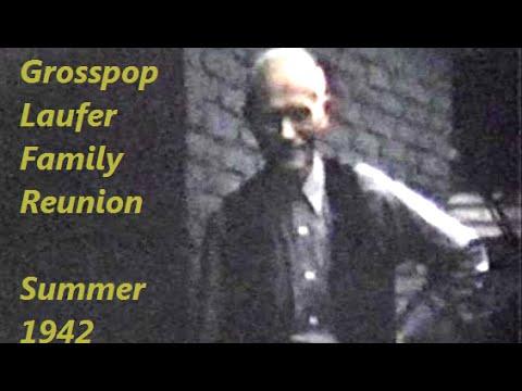 M11 1942 08 23 Louis Laufer Sr. Family Reunion