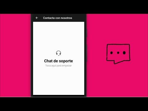App Tuenti - Atención 24/7 Por Chat