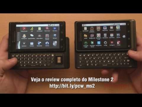 Comparativo: Milestone 2 vs. Milestone 1