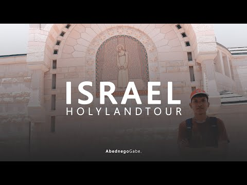 ISRAEL - HOLYLAND TOUR BY HMT TOURS & TRAVEL