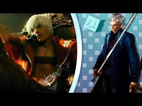 Devil May Cry 3's Brilliant Storytelling // Codex Entry thumbnail