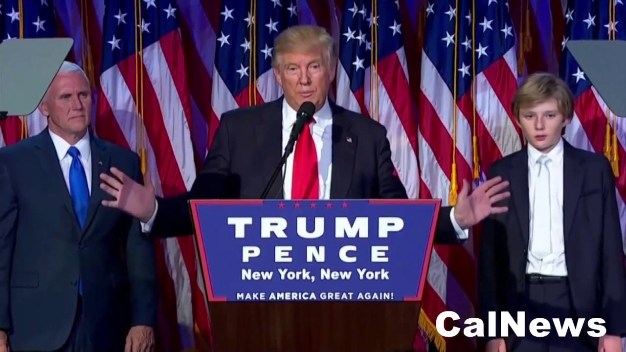 Download New York :: 09/11/2016 :: Usa: Donald Trump victory speech in full.