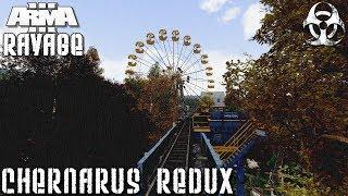 Скачать Arma 3 Chernarus Redux Ravage Mod Singleplayer