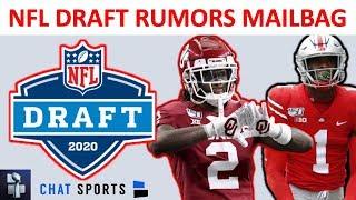 NFL Draft Rumors On Henry Ruggs, Jeff Okudah, Trades, CeeDee Lamb & Adam Trautman? | Mailbag