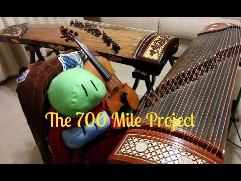 The 700 Mile Project: Vogel im Käfig (Attack on Titan)