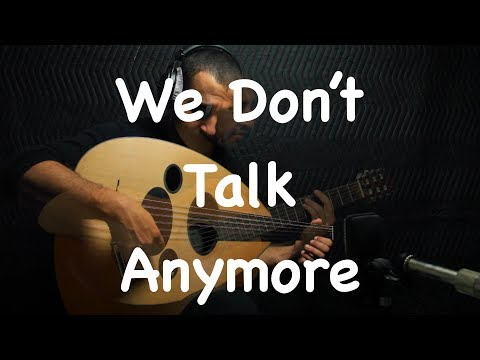 We Don't Talk Anymore - Charlie Puth feat. Selena Gomez (Oud cover) by Ahmed Alshaiba