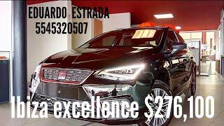 Seat Ibiza Xcellence Negro midnight - Eduardo Seat Ventas