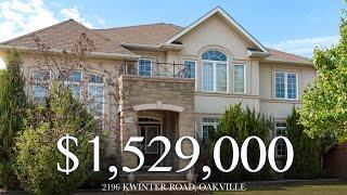 $1,529,000 - Corner Lot In Oakville's Family Friendly Westmount Community 2196 Kwinter Rd, Oakville