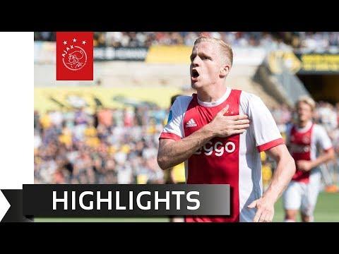 Highlights VVV-Venlo - Ajax