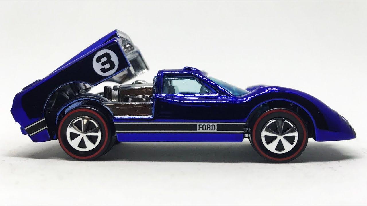 Ford J-Car (2018 RLC Original 16 Display Set)