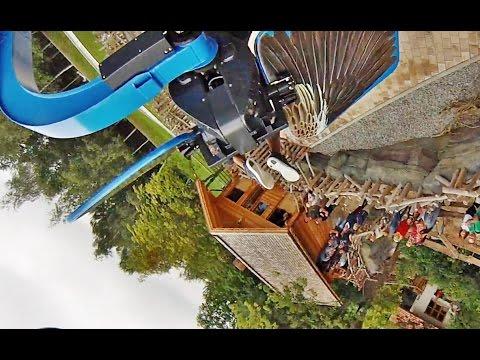 Duell der Adler (Onride) Video Bayern Park Reisbach [NEU 2016]
