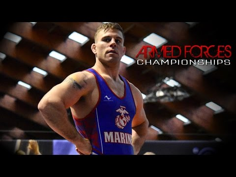 2017 Armed Forces Greco-Roman Championships (Mat 1)