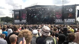 Puddle Of Mudd @ Download 2011