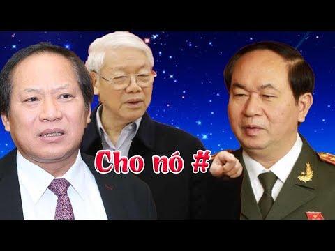 Thăng chức phó ban Tuyên giáo TW cho Trương Minh Tuấn, Nguyễn Phú Trọng bị BCT choảng cho SML