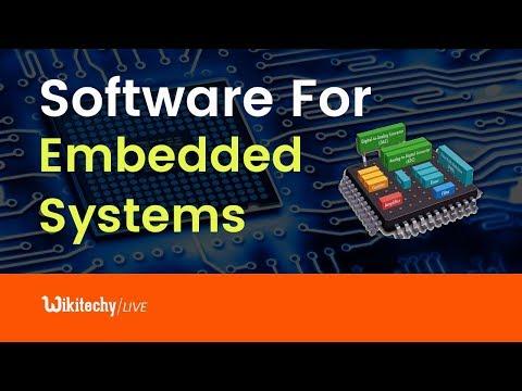 Software For Embedded System   Embedded Software