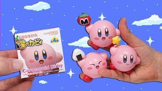 Opening 10 Kirby Mystery Corocoroid Boxes! (& Other Kirby Toys)