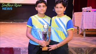Closing Ceremony of C.B.S.E. Cluster XVII Table Tennis Tournament Sports Game | Southern Asian News