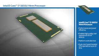 New This Week at Mouser Electronics – Intel® Core™ i7-565OU 14nm Processor