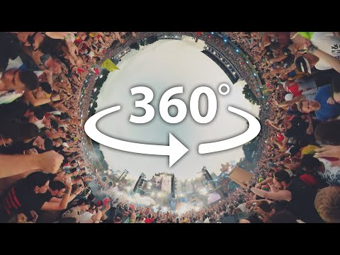 Tomorrowland 2019 - IMMERSIVE VR EXPERIENCE - 20 Stages Live In 360°