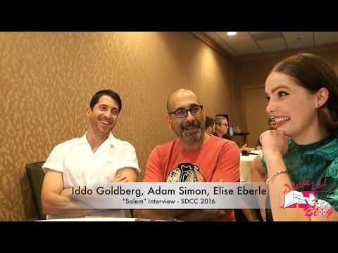 Elise Eberle, Adam Simon, & Iddo Goldberg