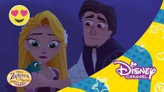 Tajemnica złotego kwiatu | Zaplątani: Serial | Oglądaj w Disney Channel!