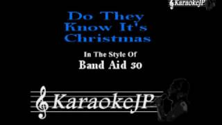 Do They Know It 39 s Christmas Karaoke Band