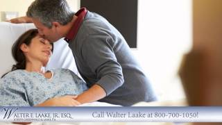 Maryland Personal Injury Lawyer - 1-800-700-1050 - Walter Laake Attorney in Maryland