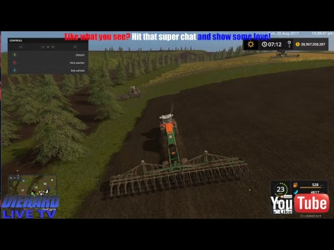 Farming Simulator 17 Wonewoc WI 4x map