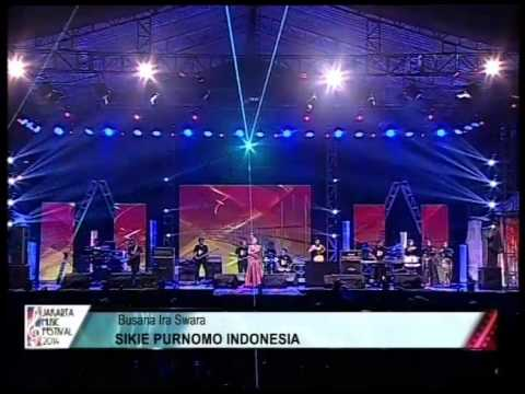 IRA SWARA  Jakarta Music Festival 2014